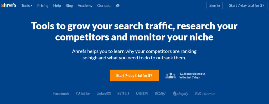 backlink tracking tool