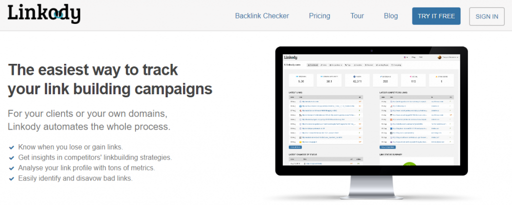 backlinks checker tool